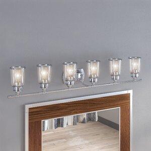 Laurenza Bath 6-Light Vanity Light