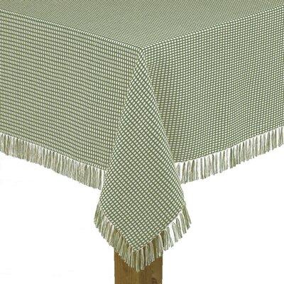 Green Rectangular Tablecloths You Ll Love In 2019 Wayfair