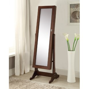 Floor Mirror Armoire | Wayfair