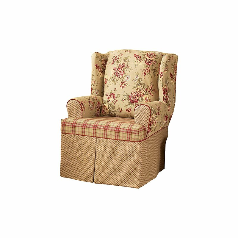 ... Wing Chair Slipcovers; SKU: SUR1010. Default_name