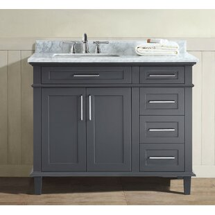 "Quickview. Birch Lane™. 42"" Single Bathroom Vanity Set"