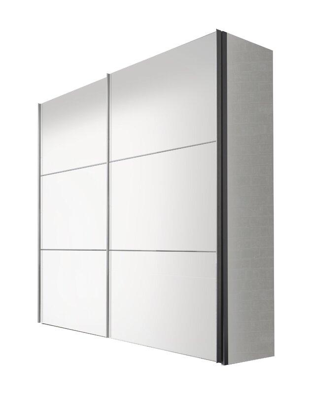 express m bel schwebet renschrank solutions bianco 216 cm. Black Bedroom Furniture Sets. Home Design Ideas