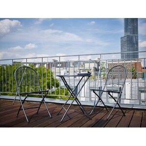 2-Sitzer Balkonset Café Latte von MWH Das Original