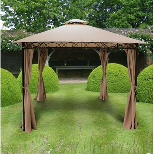 Marco Polo 3 X 3m Steel Patio Gazebo