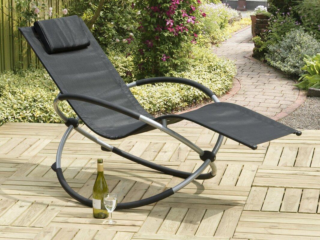 Orbit Relaxer Rocking Chair