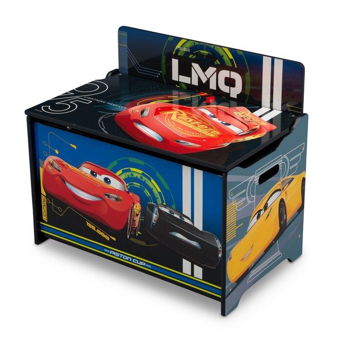 fbe992ae61cb Disney Pixar Cars Deluxe Toy Box