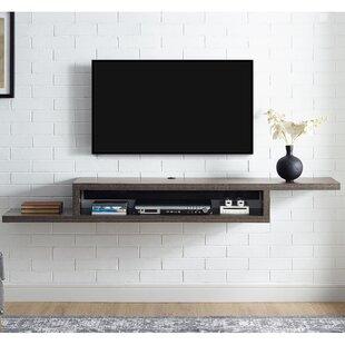 Wall Mount Corner Tv Shelf Wayfair