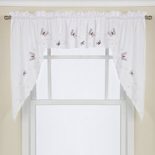 Kitchen Swags And Valances Wayfair