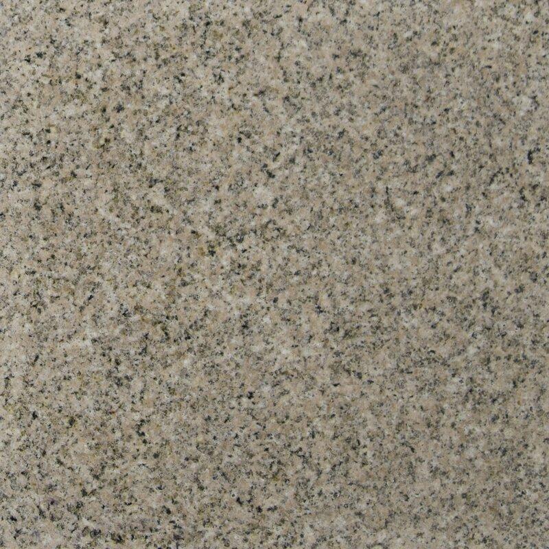 12 X Granite Field Tile In Giallo Fantasia