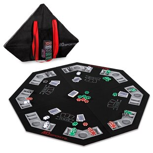 Poker Felt Table Top | Wayfair