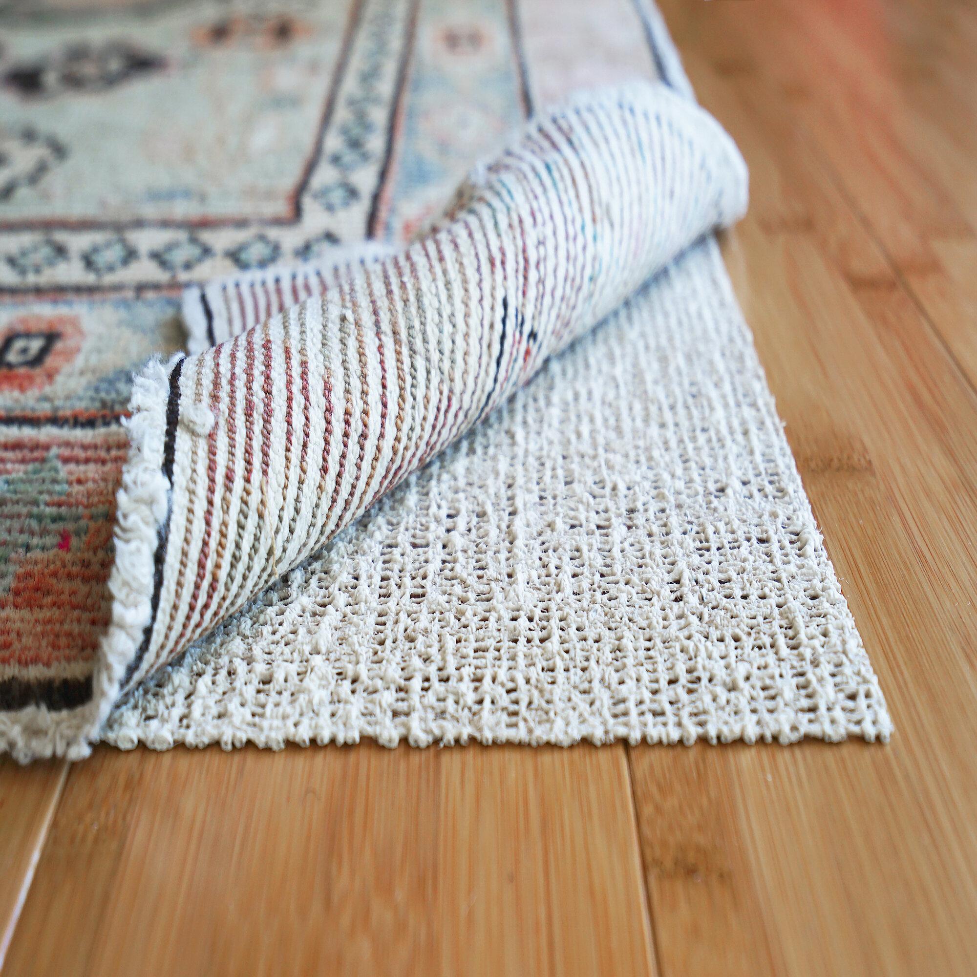 Anchor Grip Rug Pad For Vinyl Flooring Area Rug Ideas