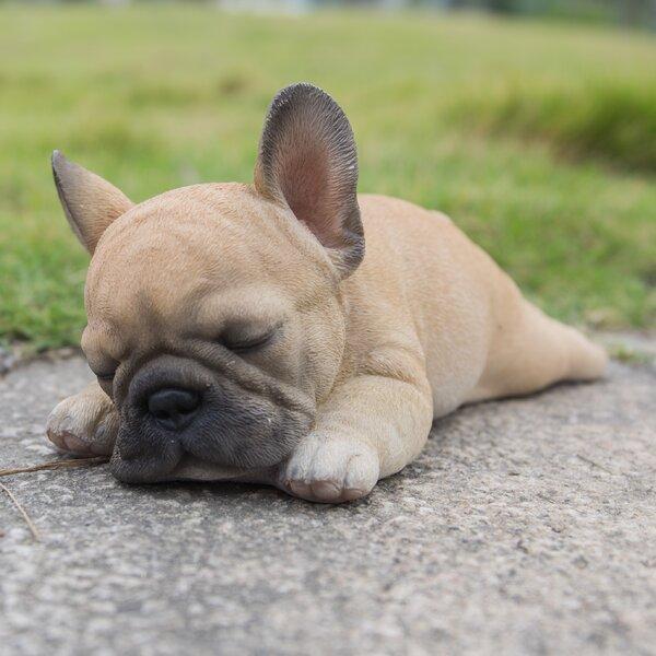 Hi Line Gift Ltd Sleeping Puppy Statue Amp Reviews Wayfair