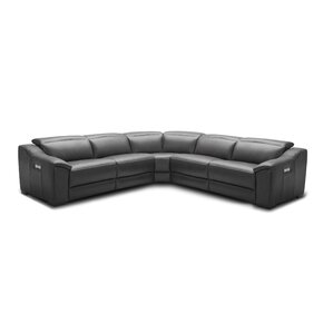 Ozzy Motion Leather Reclin..