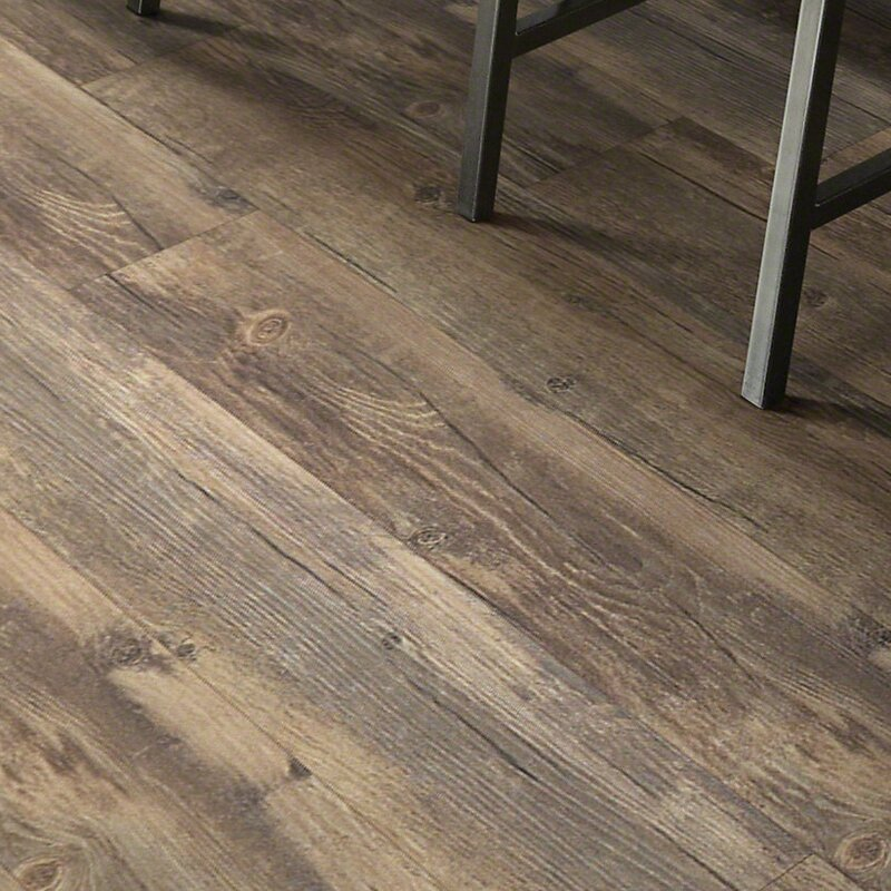 "Vinyl Flooring Wood Reviews: Shaw Floors Centennial 6"" X 48"" X 2mm Luxury Vinyl Plank"