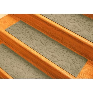 Aqua Shield Camel Fall Day Stair Tread (Set Of 4)