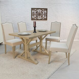 Pendergrass 5 Piece Dining Set