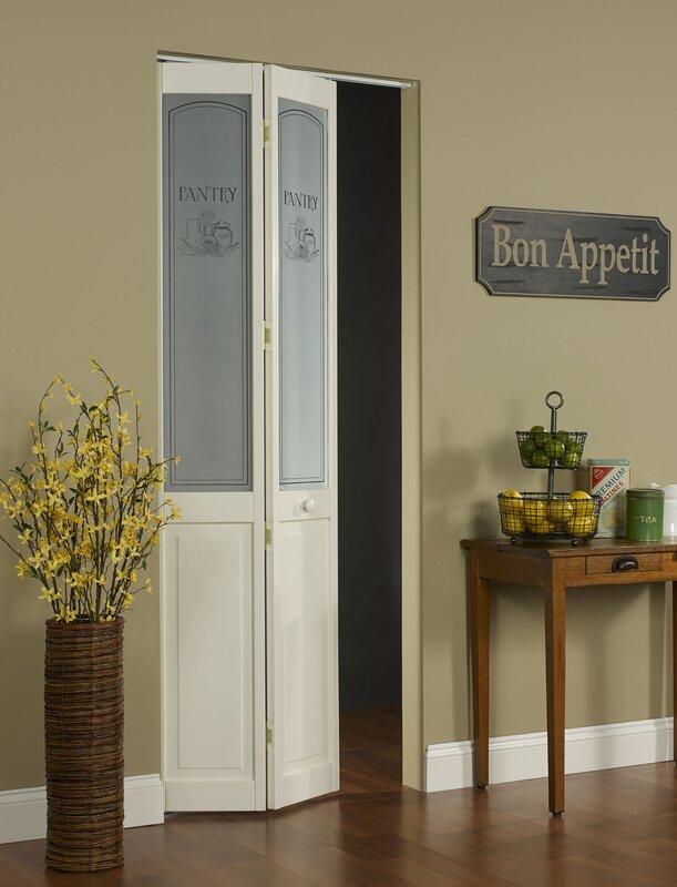 Pantry Pine Wood Unfinished Bi-Fold Interior Door & LTL Bi-Fold Doors Pantry Pine Wood Unfinished Bi-Fold Interior Door ...