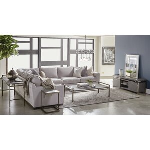 Greenacres Sectional by Rosecliff Heights