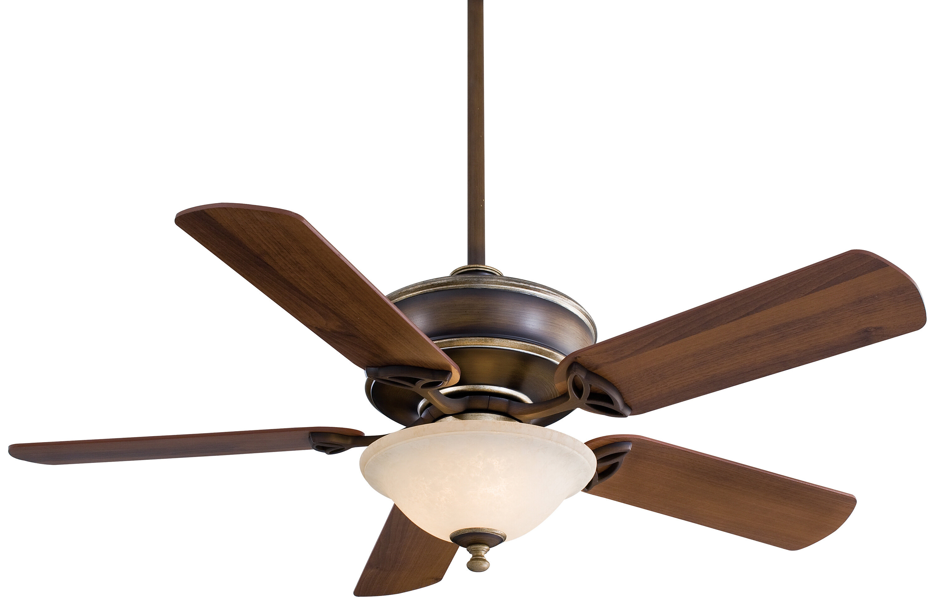 Minka Aire 52 Bolo 5 Blade Ceiling Fan With Remote Light Kit Included Reviews Wayfair