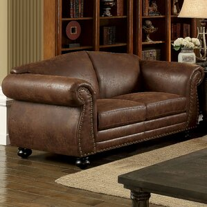 Pearshill Loveseat by Darby Home Co