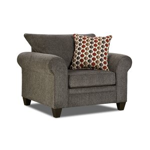 Degory Armchair by Simmons Upholstery by Alc..