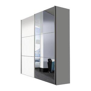 Schwebetürenschrank Solutions Bianco 216 cm H x..