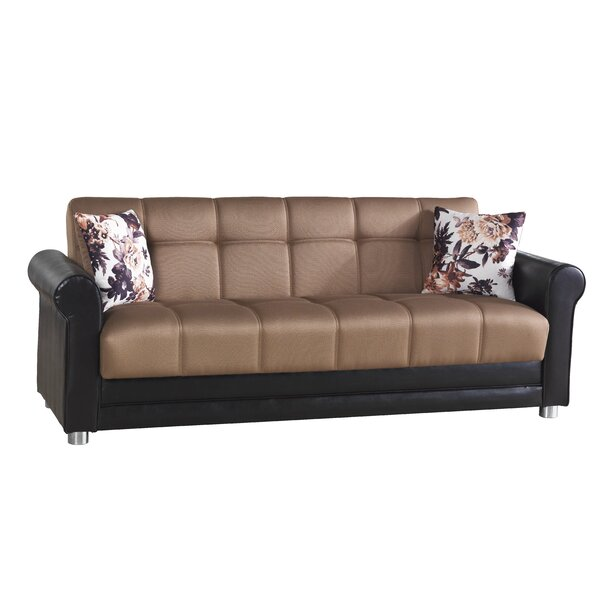 Casamode Functional Furniture Avalon Futon Sleeper Sofa | Wayfair