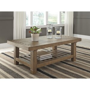 Crofford Coffee Table by Loon Peak