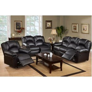 Gail 3 Piece Living Room S..