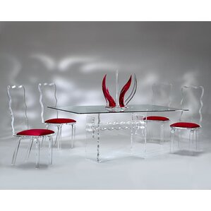 Crystal Dining Table by Muniz