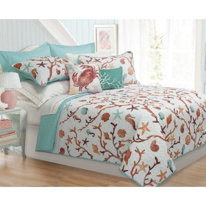 Beachcrest Home Avaline 4 Piece Modern Quilt Set & Reviews ... : modern quilt set - Adamdwight.com