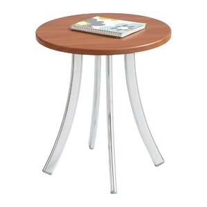 Decori? Wood End Table by ..