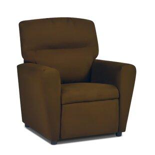 Kids Microsuede Club Chair