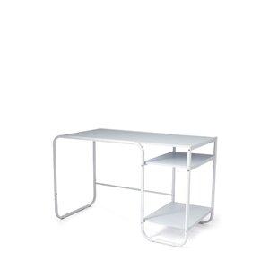 Computertisch mit Regalen von Tomasucci