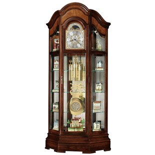 Majestic II Curio Grandfather Clock