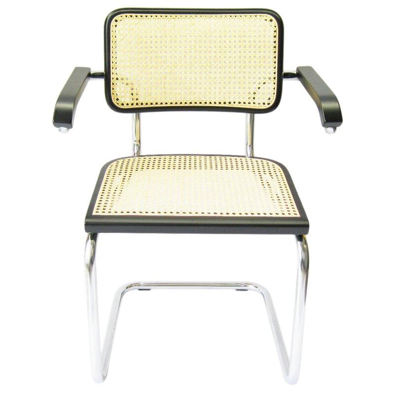 Breuer Chair Company Cane Dining Chair