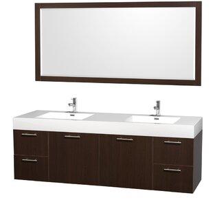Wall Mounted U0026 Floating Bathroom Vanities