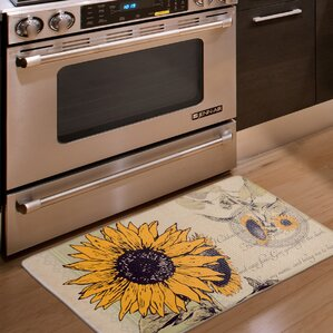 Bennett Printed Anti Fatigue Kitchen Mat