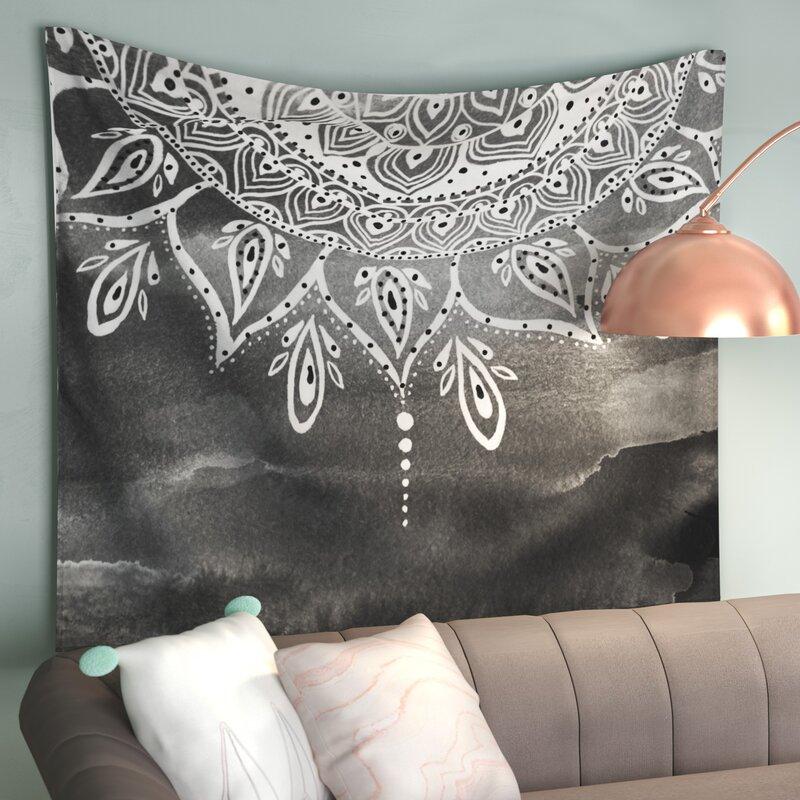 East Urban Home Mandala By Li Zamperini Wall Tapestry Reviews