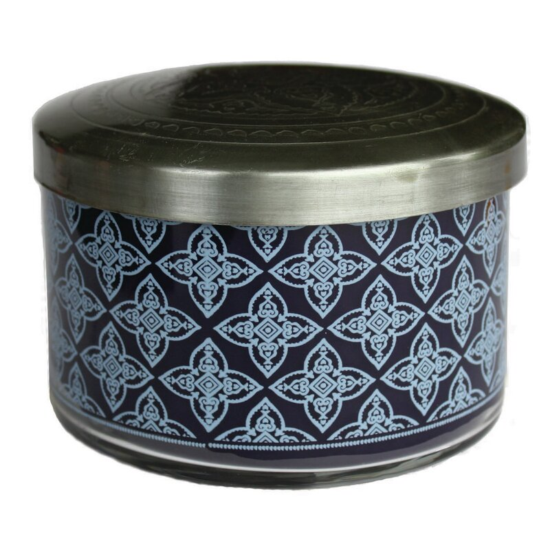 Blackberry Vanilla Designer Candle