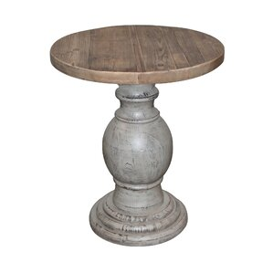 Winona Wood End Table by One Allium Way