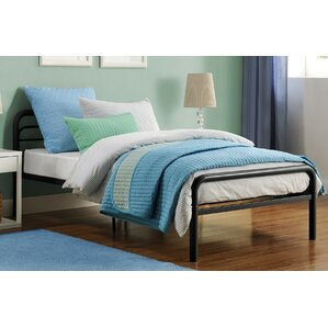 baril twin platform bed