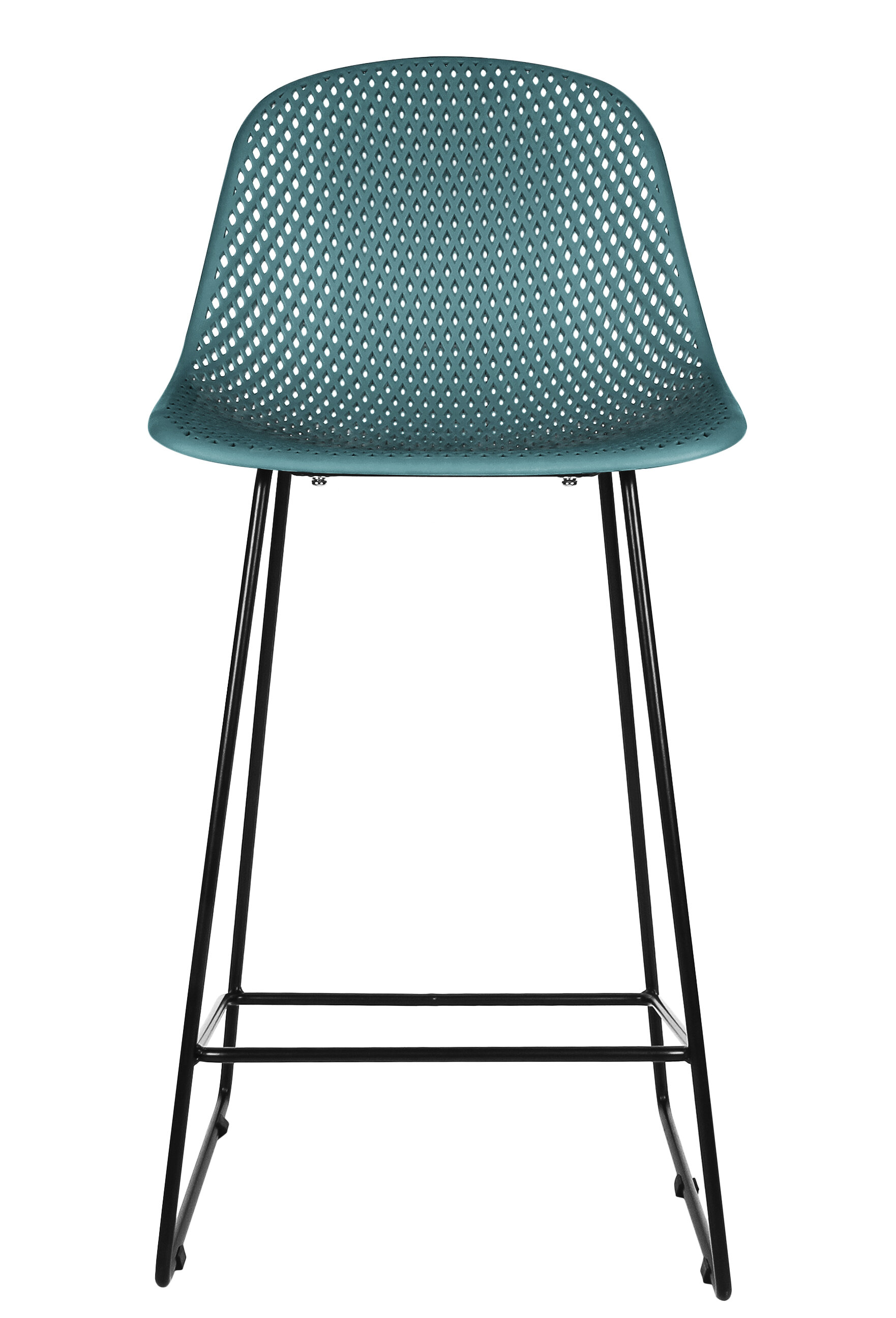 Conscientious Industrial Chic Metal Round Seat Adjustable Height Bar Stool With Curve Backrest Bar Chairs