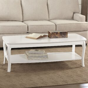 Alberts Rectangular Coffee Table by Birch Lane?