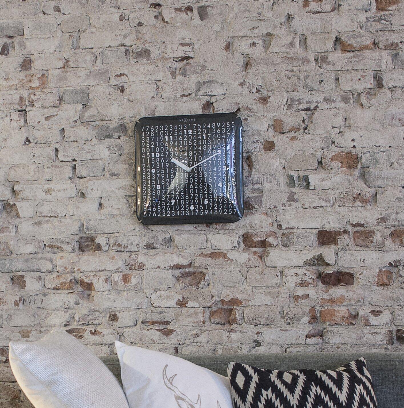 Ebern Designs Austyn Labyrinth Dome Wall Clock | Wayfair on