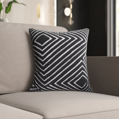 Mercury Row Keese Cotton Pillow Cover