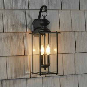 Exterior Wall Lights Outdoor Wall Lighting & Coach Lights You'll Love  Wayfair