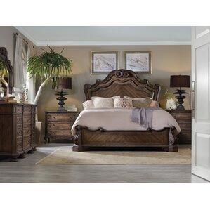 Rhapsody King Panel Bed by Hooker Furniture