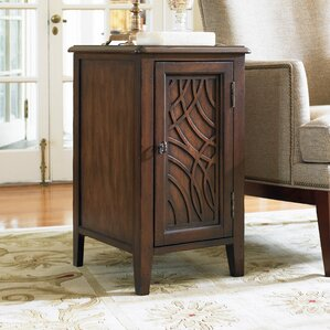 Seven Seas Chairside Chest by Hooker Furniture