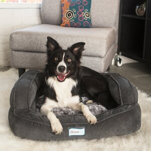 Beautyrest Colossal Rest Orthopedic Memory Foam Medium Dog and Cat Bed